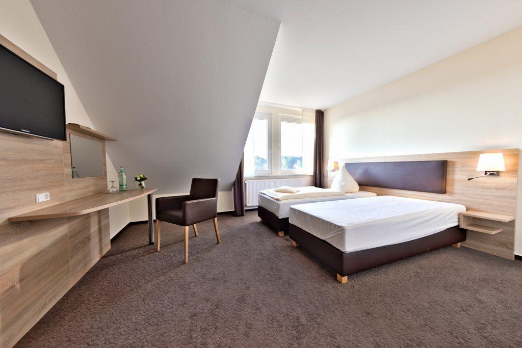 Zimmer Hotel und Restaurant Knostmann