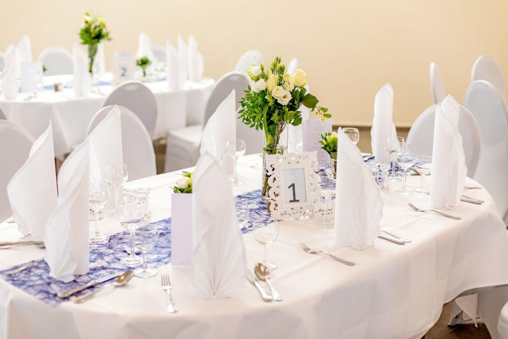 Feiern im Saal Hotel und Restaurant Knostmann